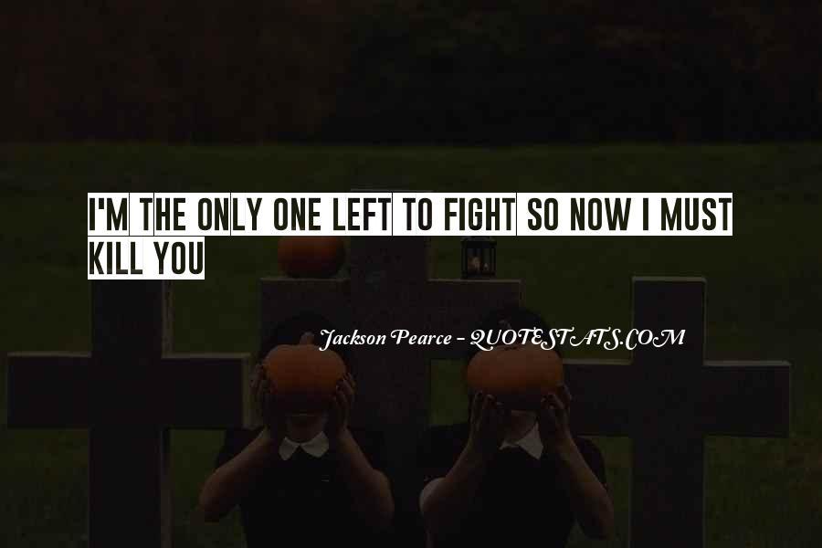 Jackson Pearce Quotes #1409650