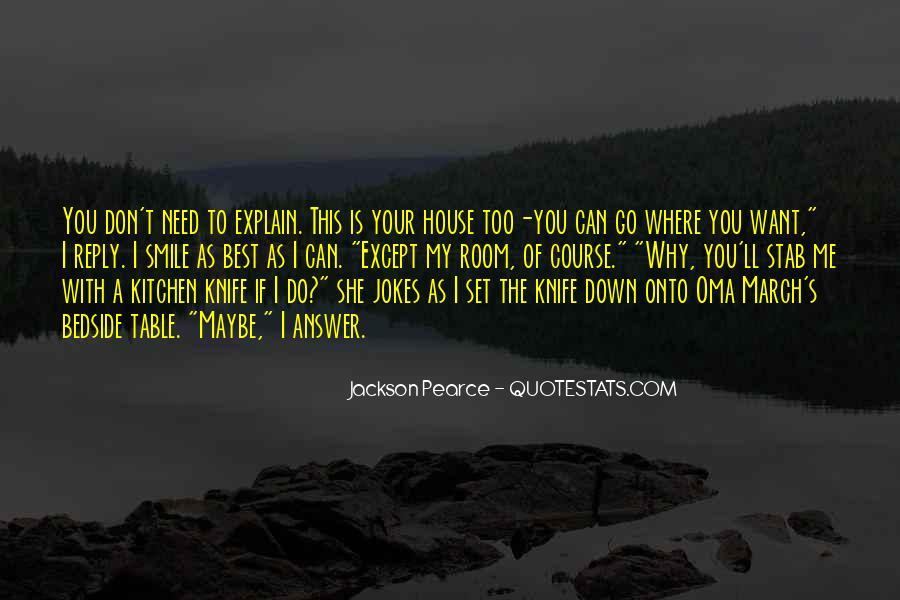 Jackson Pearce Quotes #1673029
