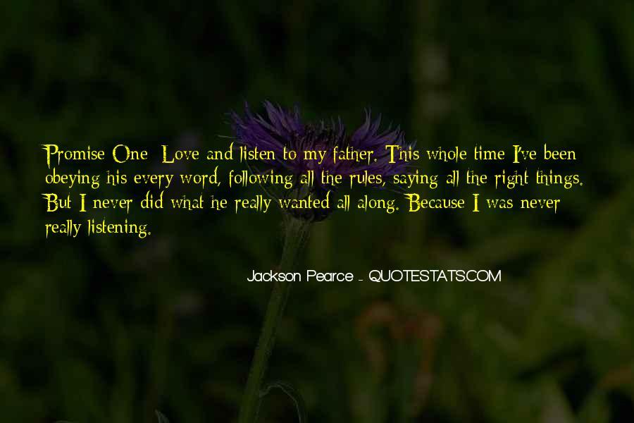 Jackson Pearce Quotes #457729