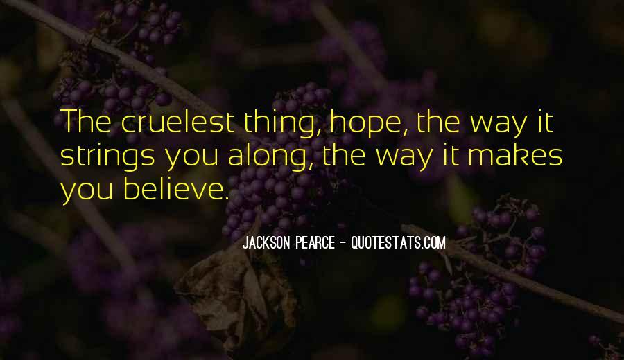 Jackson Pearce Quotes #727761