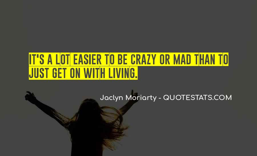 Jaclyn Moriarty Quotes #1081263