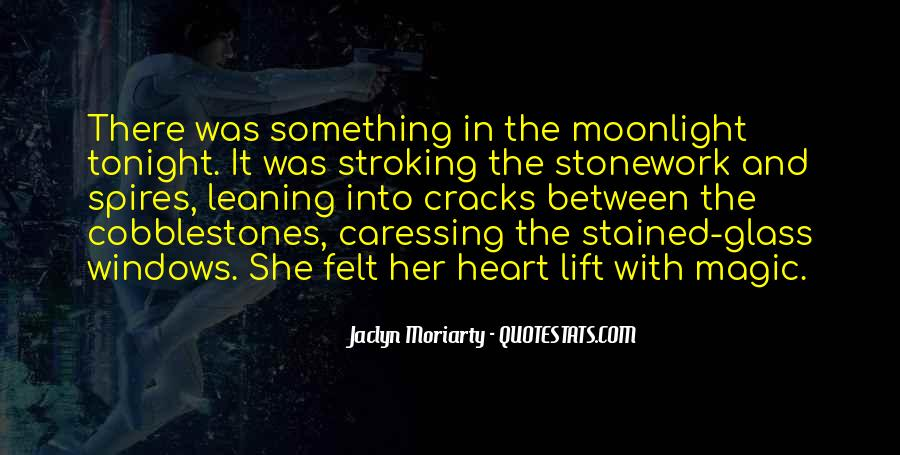 Jaclyn Moriarty Quotes #1420107