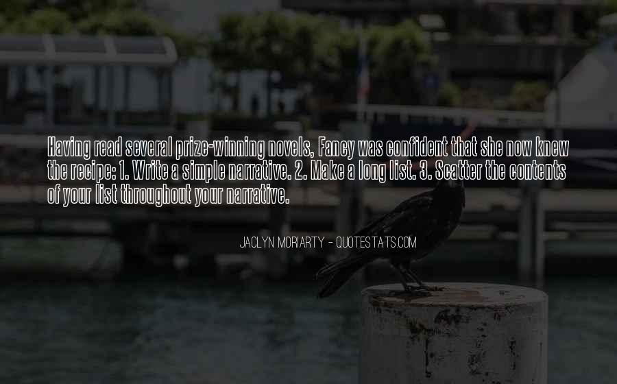 Jaclyn Moriarty Quotes #16620
