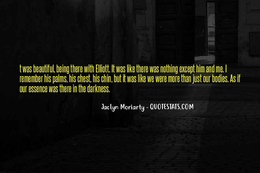 Jaclyn Moriarty Quotes #1690603
