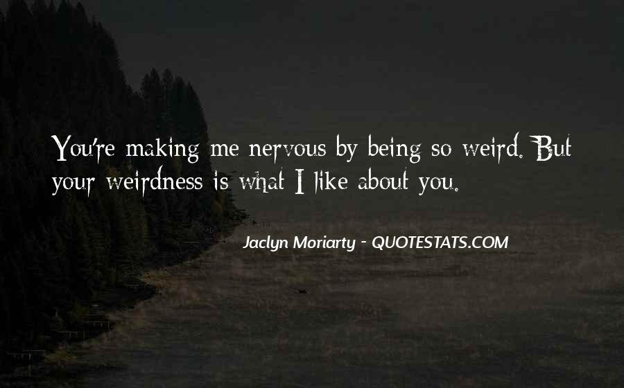 Jaclyn Moriarty Quotes #1704788