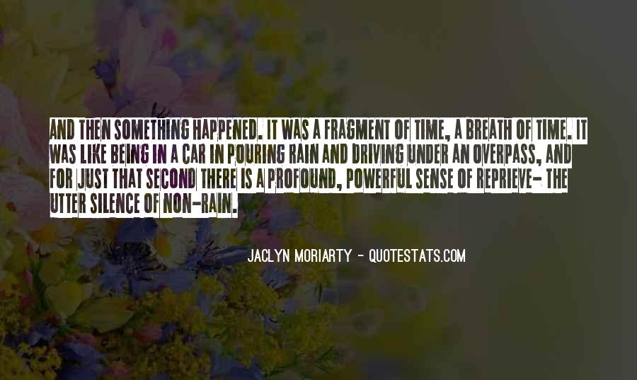 Jaclyn Moriarty Quotes #1874836