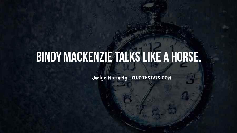 Jaclyn Moriarty Quotes #213300