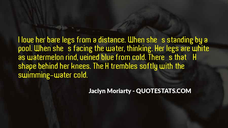 Jaclyn Moriarty Quotes #488035