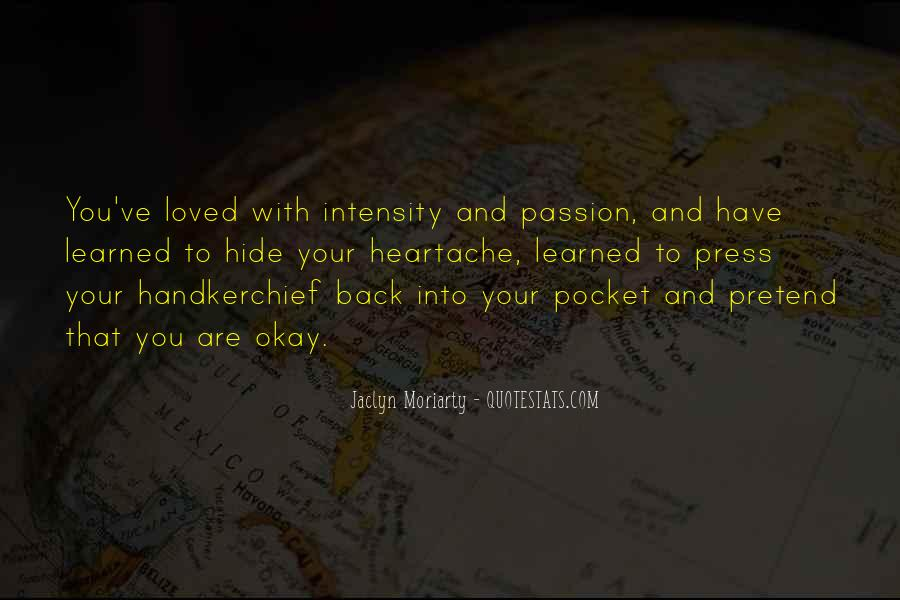 Jaclyn Moriarty Quotes #636865