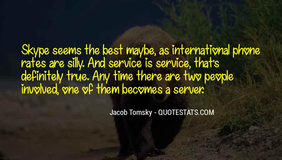Jacob Tomsky Quotes #736165