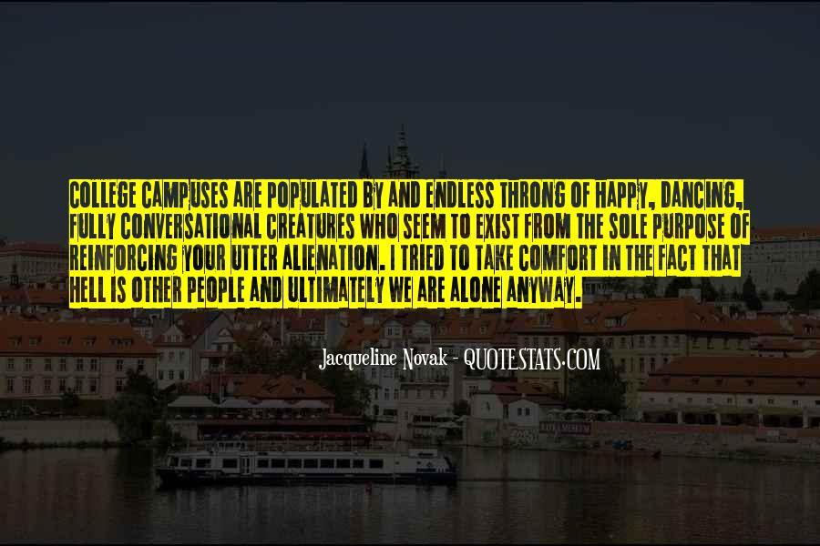 Jacqueline Novak Quotes #1329551