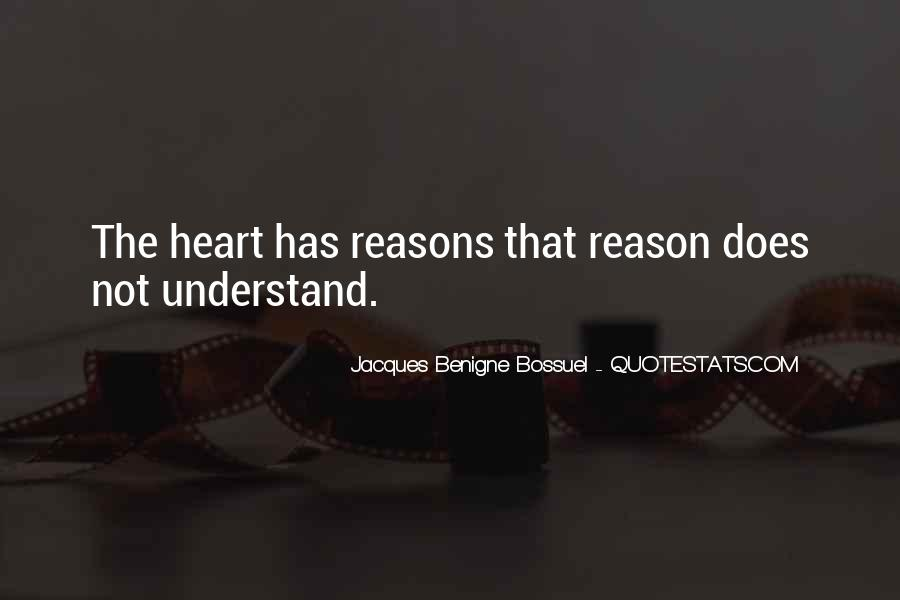 Jacques Benigne Bossuel Quotes #220208