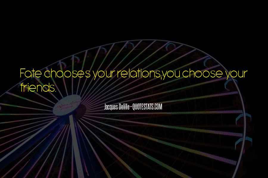 Jacques Delille Quotes #105768