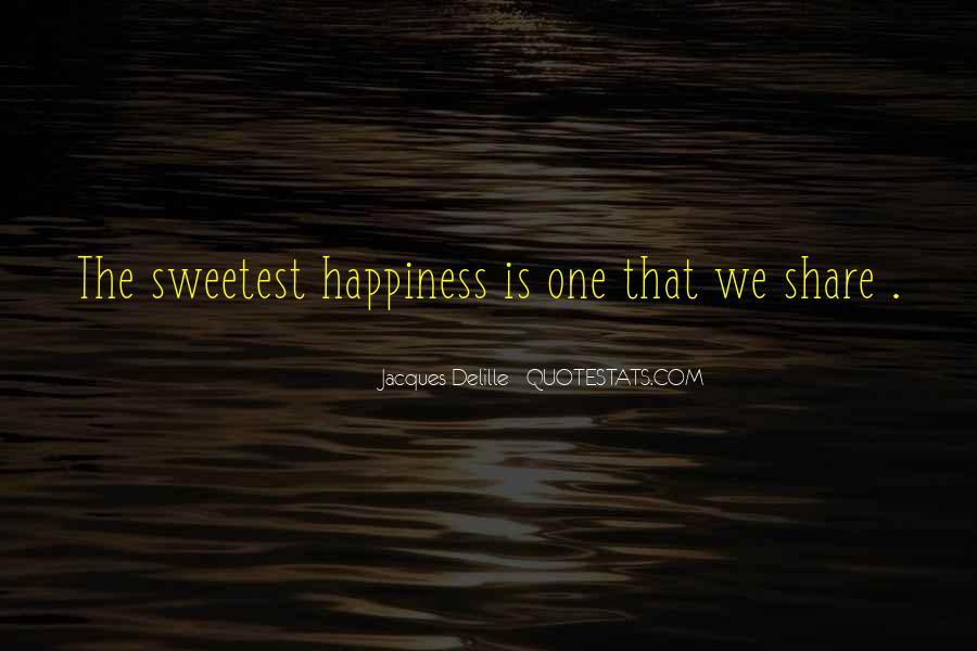 Jacques Delille Quotes #1282306