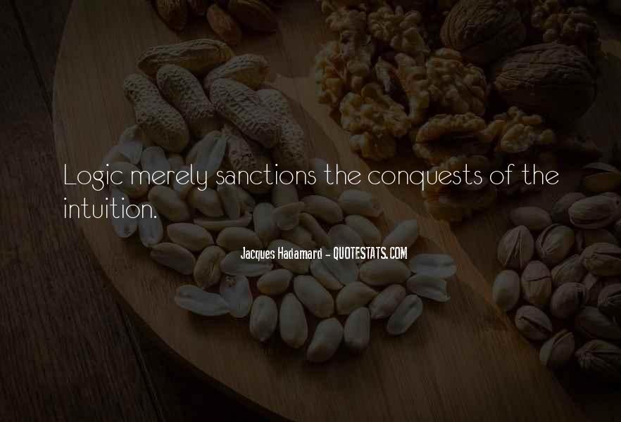 Jacques Hadamard Quotes #1639127