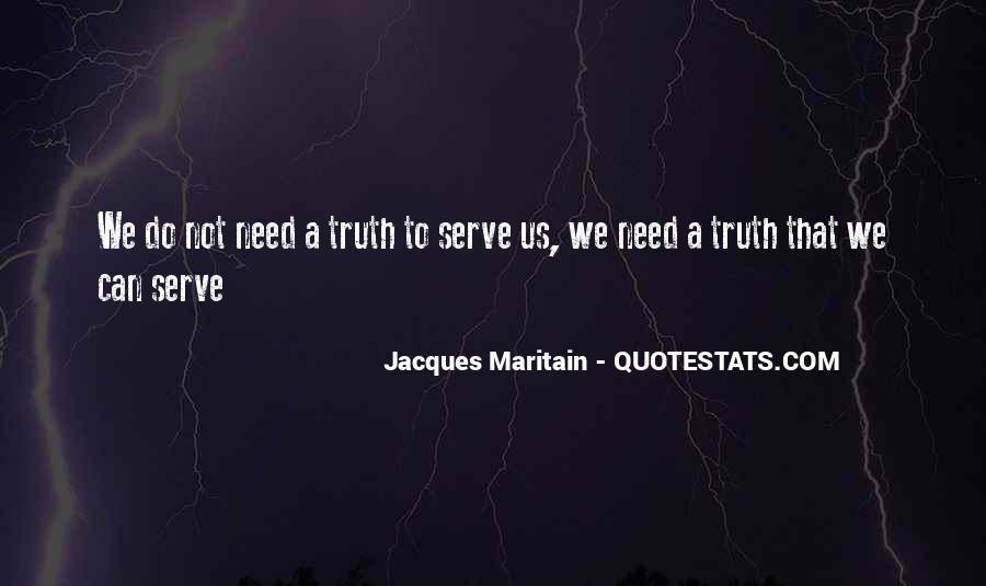 Jacques Maritain Quotes #1028239