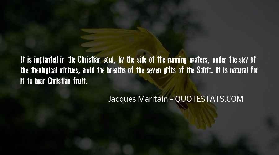 Jacques Maritain Quotes #1128847