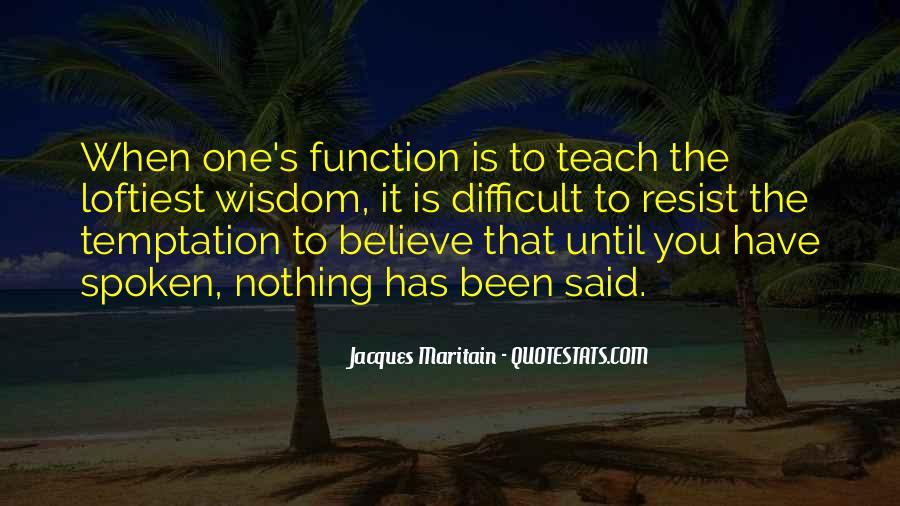 Jacques Maritain Quotes #164762