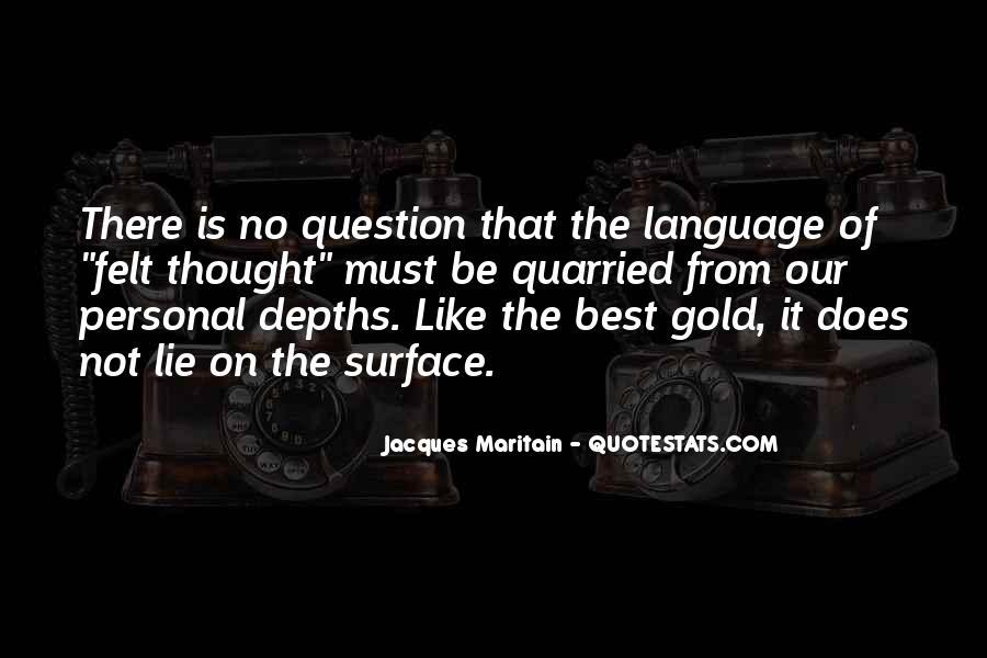 Jacques Maritain Quotes #1649777