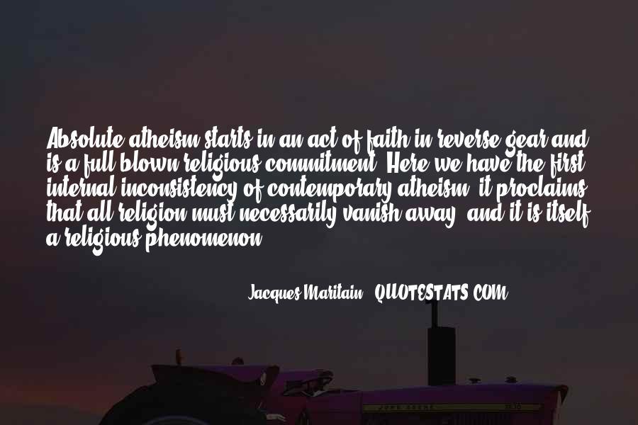 Jacques Maritain Quotes #1854853