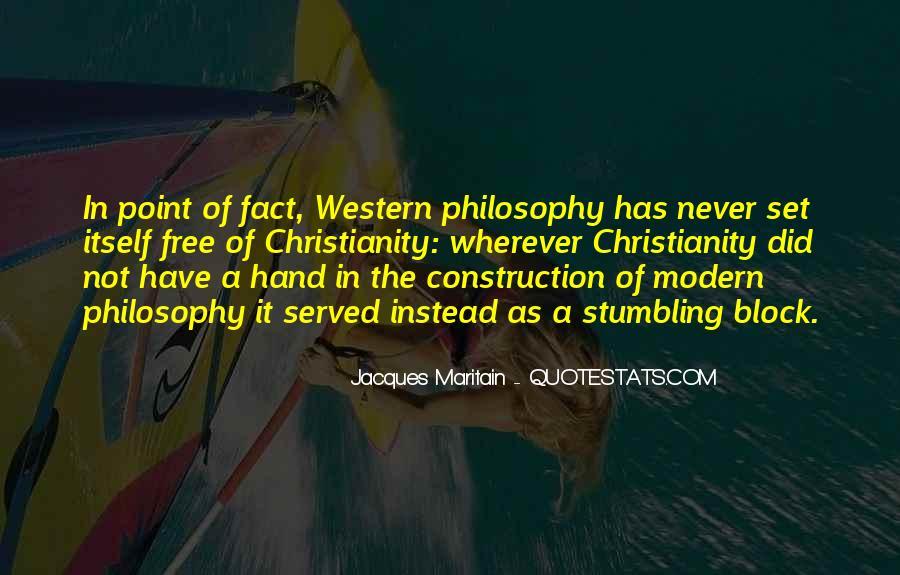 Jacques Maritain Quotes #362332