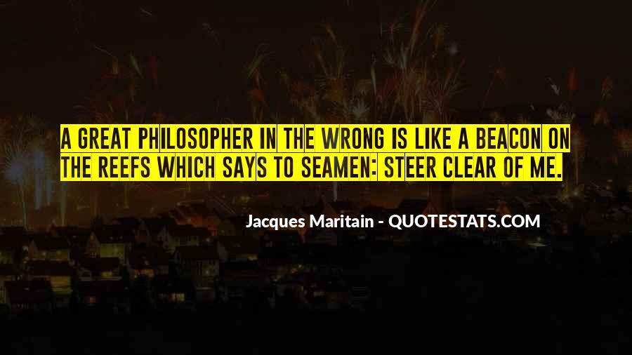 Jacques Maritain Quotes #409444