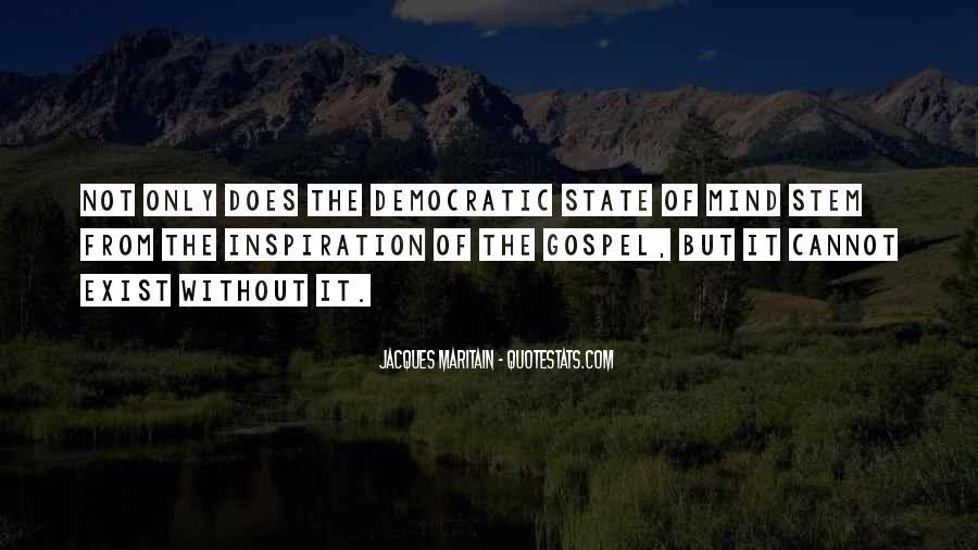 Jacques Maritain Quotes #445471