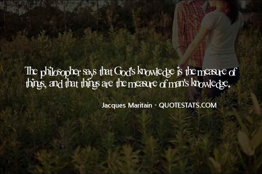 Jacques Maritain Quotes #542759