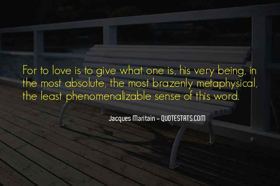 Jacques Maritain Quotes #62526