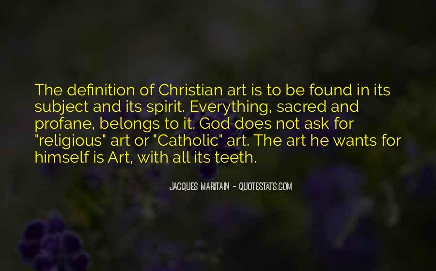 Jacques Maritain Quotes #874060