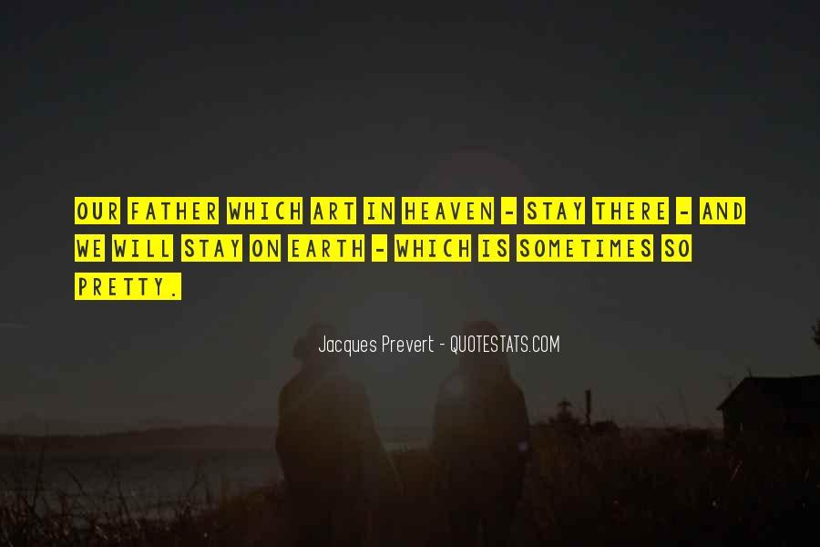 Jacques Prevert Quotes #1020471