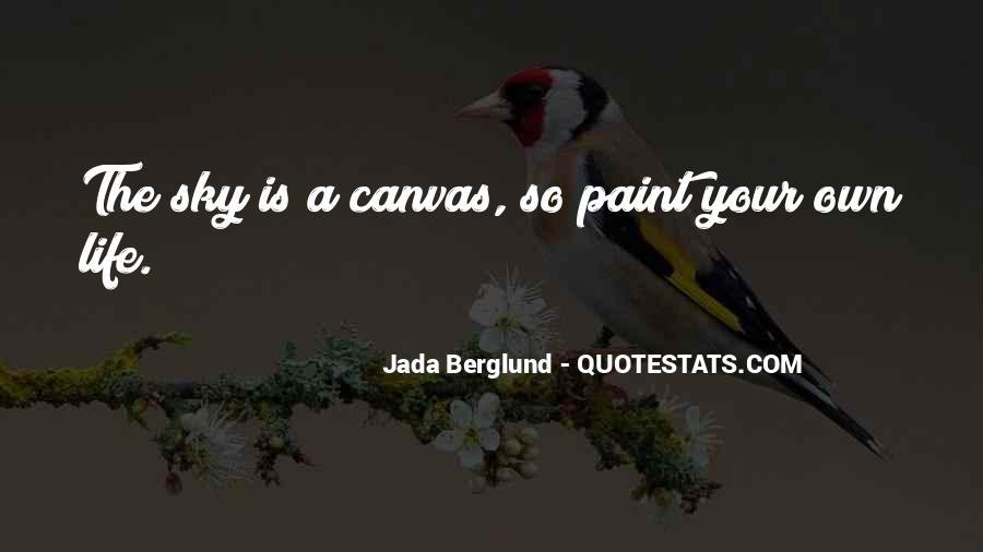 Jada Berglund Quotes #985867