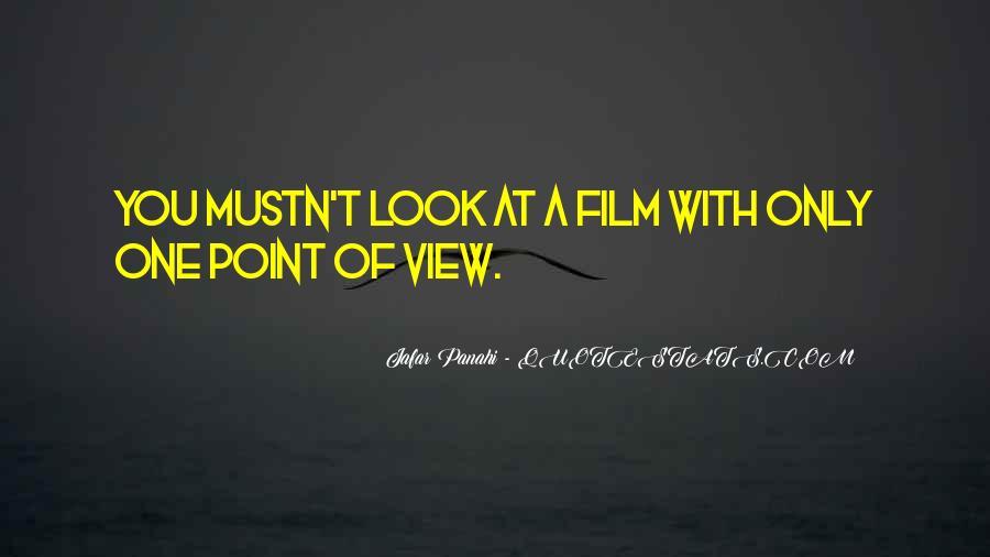 Jafar Panahi Quotes #338198