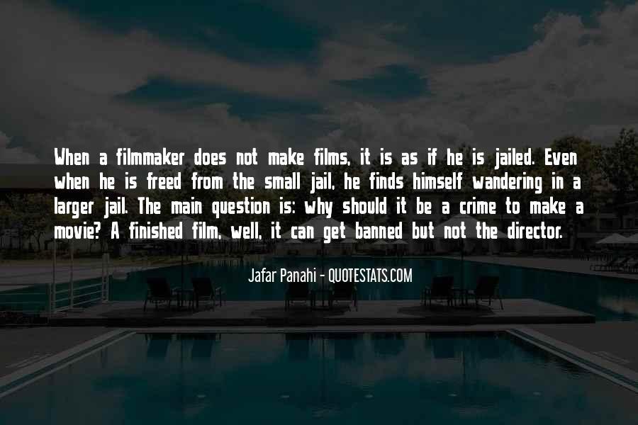 Jafar Panahi Quotes #8445