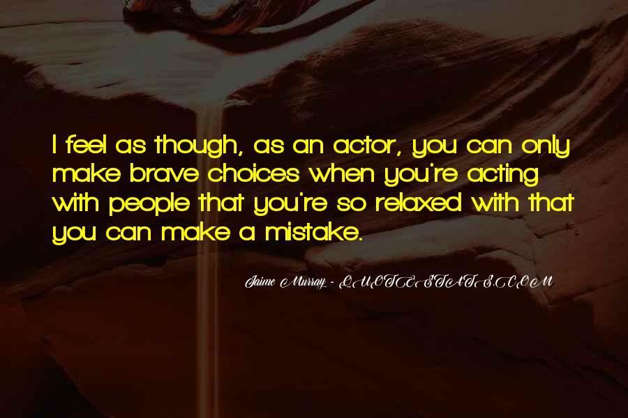 Jaime Murray Quotes #32498