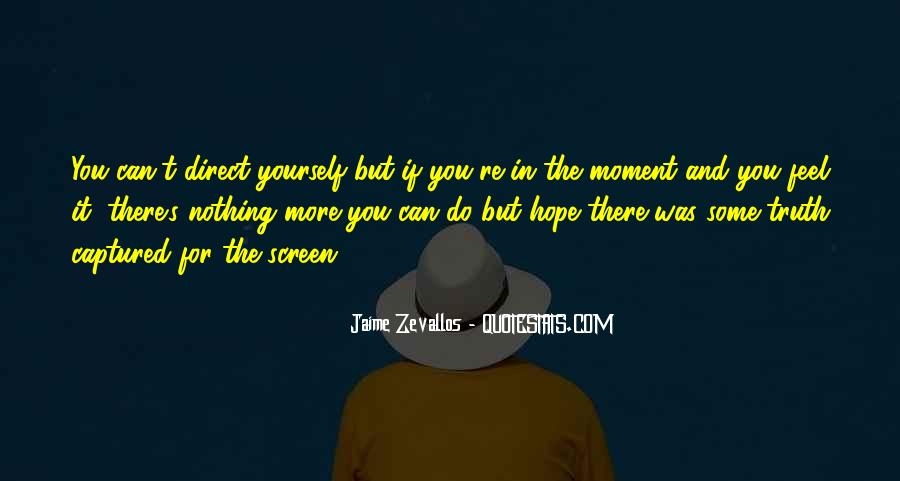Jaime Zevallos Quotes #125121
