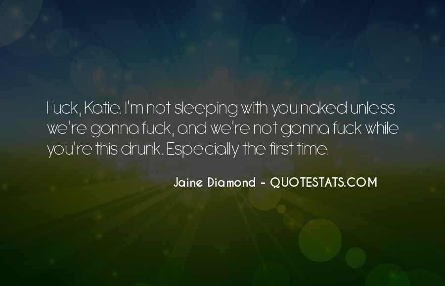 Jaine Diamond Quotes #1576036