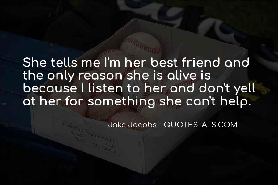 Jake Jacobs Quotes #906882