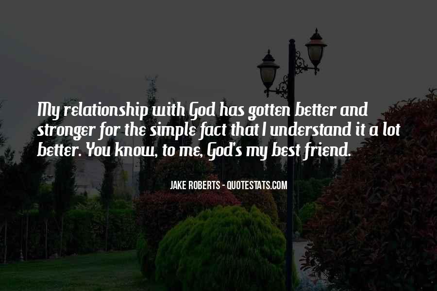 Jake Roberts Quotes #1672968
