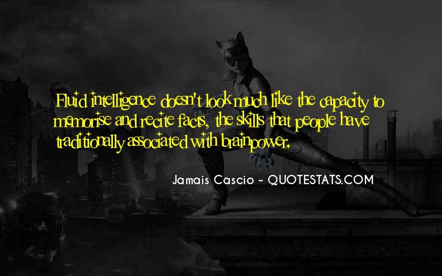 Jamais Cascio Quotes #1117709