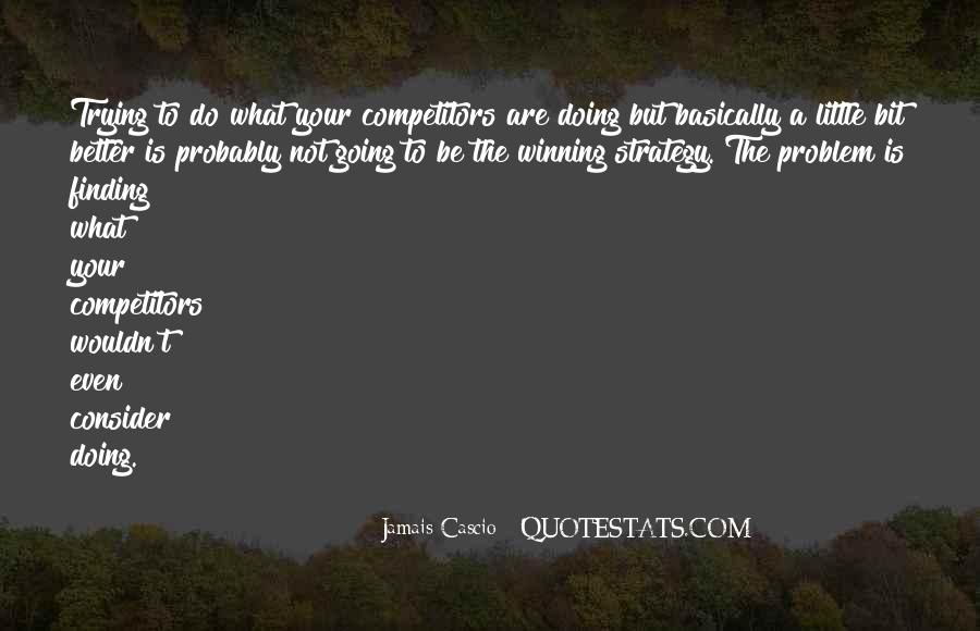 Jamais Cascio Quotes #1334368