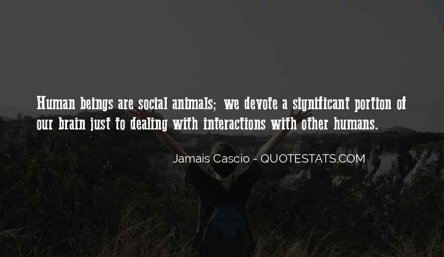 Jamais Cascio Quotes #1451804