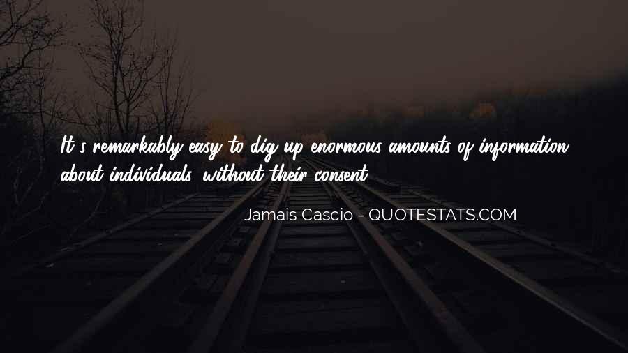 Jamais Cascio Quotes #1796258