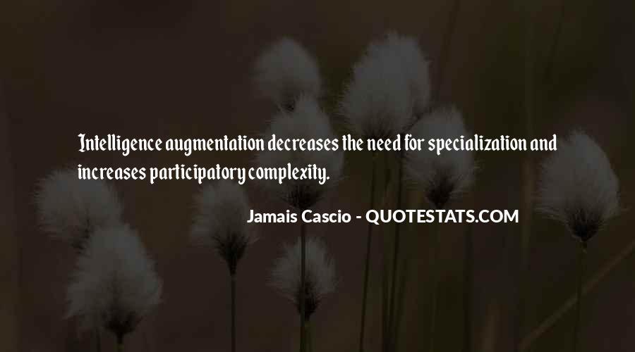 Jamais Cascio Quotes #694644