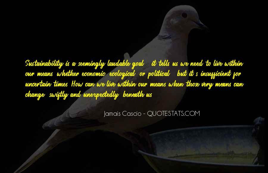 Jamais Cascio Quotes #952587
