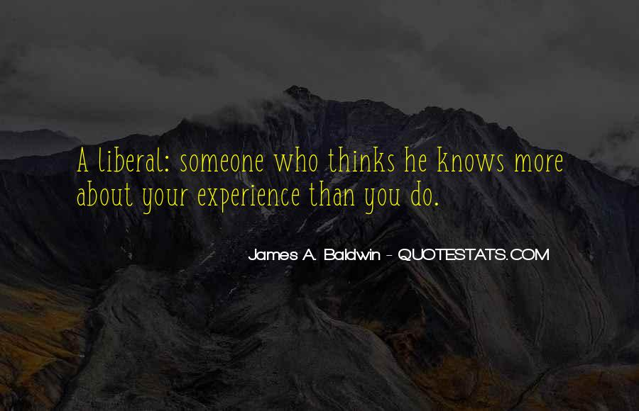 James A. Baldwin Quotes #1019490