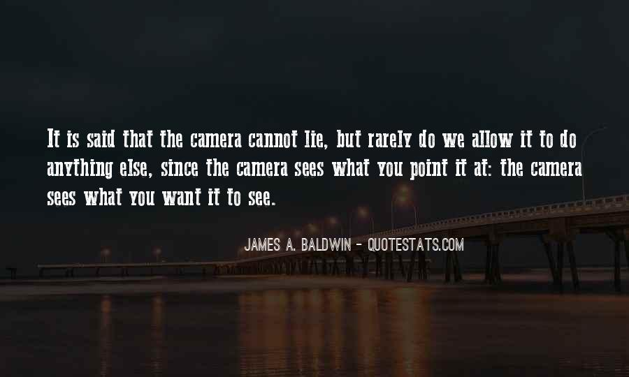 James A. Baldwin Quotes #1032323