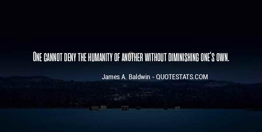 James A. Baldwin Quotes #1128513