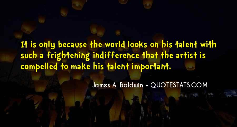 James A. Baldwin Quotes #1283108