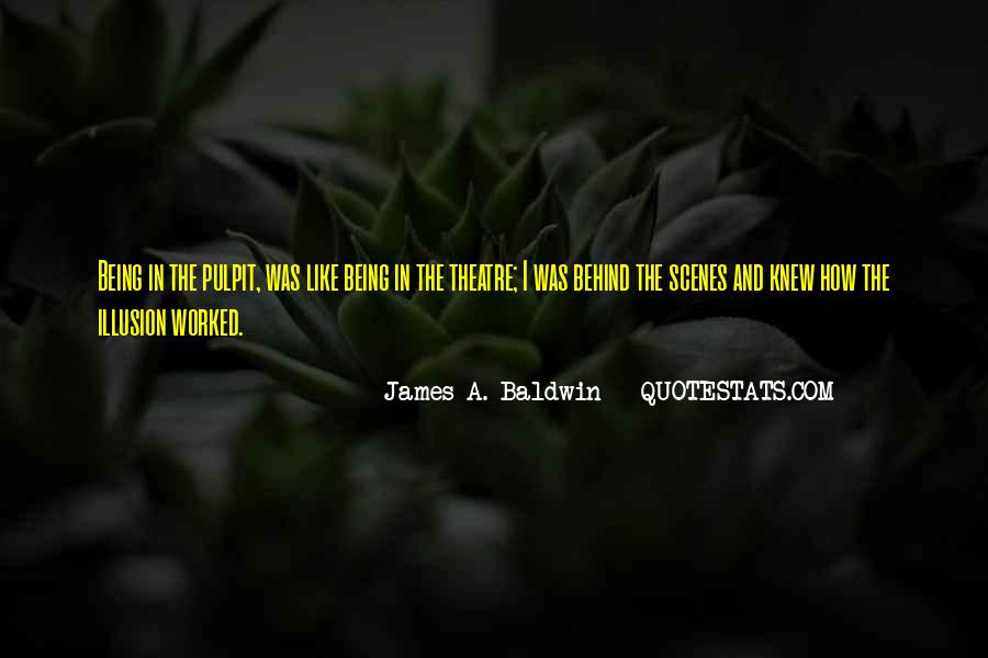 James A. Baldwin Quotes #1441600